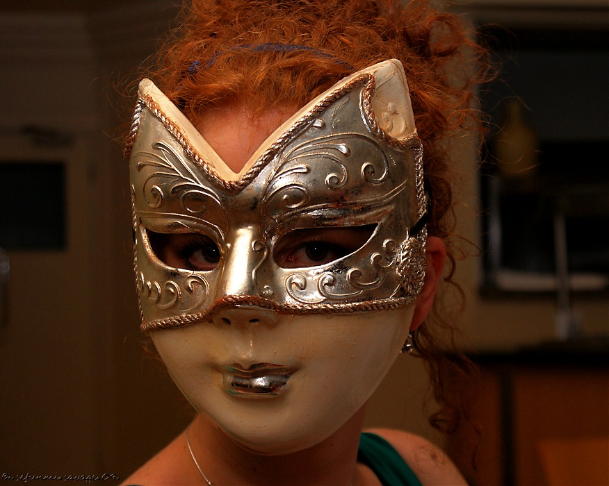 photoblog image Mask-eteers #2 of 5