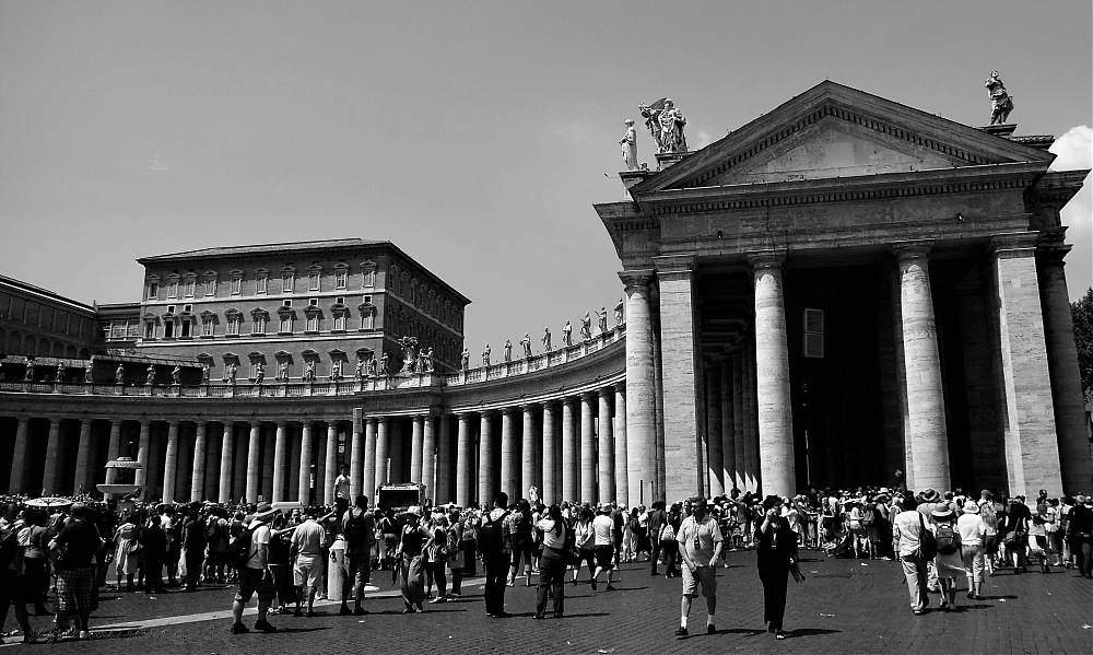 photoblog image St.Peters Square