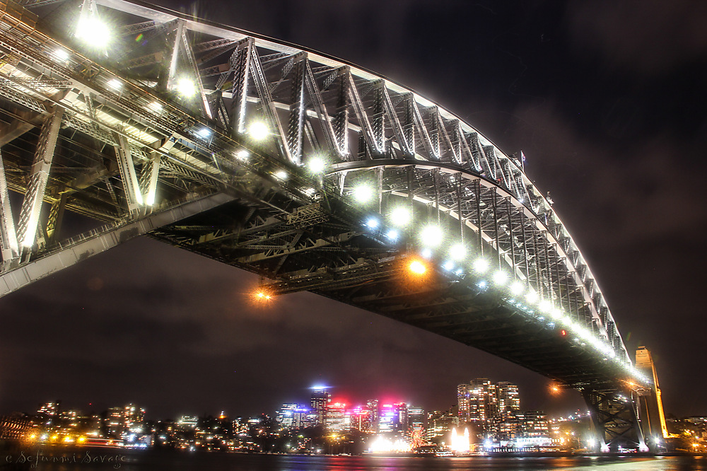photoblog image Sydney Harbour Bridge
